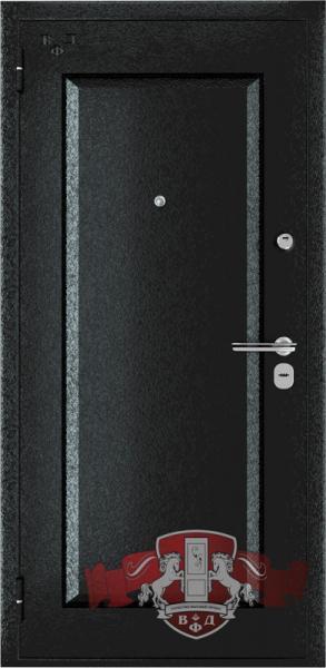 Металическая дверь ВФД «Комфорт» графит