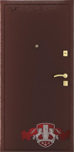 Металическая дверь ВФД «Оптима»
