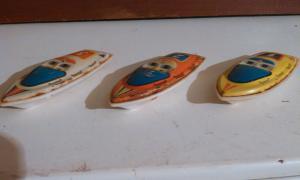 Фото антиквар, Игрушки Лодки