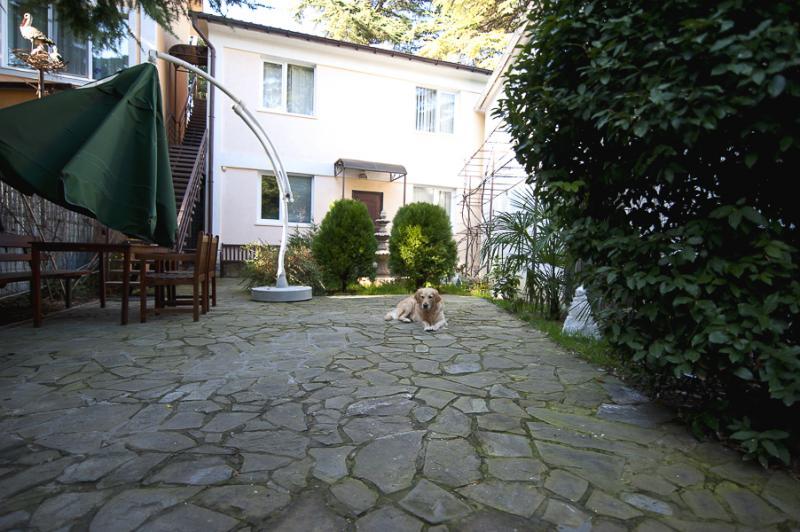 Аренда дома в Ялте на месяц, ул. Чехова     --002