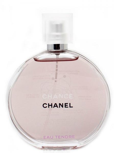 Женский аромат Chanel Chance Eau Tendre (тестер без крышечки) 100ml.