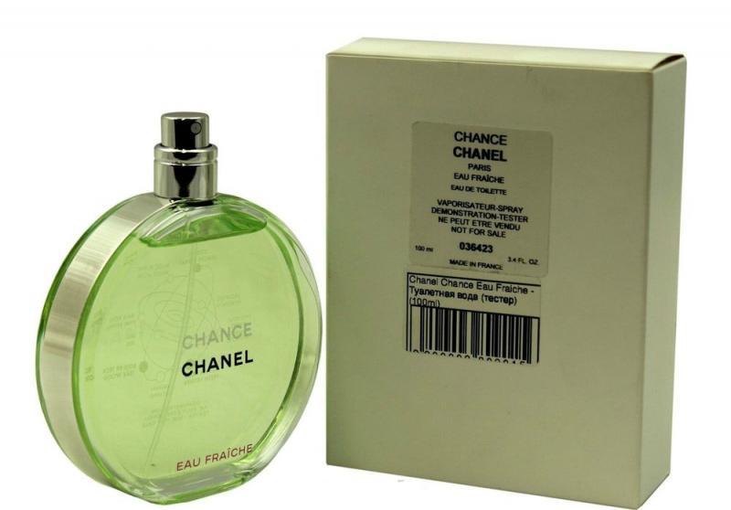 Женский аромат Chanel Chance Eau Fraiche  (тестер без крышечки) 100ml.