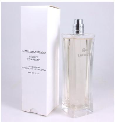 Женский аромат Lacoste Pour Femme Lacoste (тестер без крышечки) 90ml.