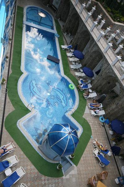 34 - СПА Отель в Мисхоре, Ялта