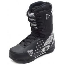 Ботинки для сноуборда Black Fire 2013-14 B&W black