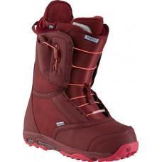 Ботинки для сноуборда BURTON 2013-14 EMERALD BURGUNDY