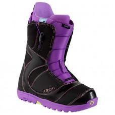 Ботинки для сноуборда BURTON 2013-14 MINT BLACK/MULTI