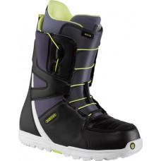 Ботинки для сноуборда BURTON 2013-14 MOTO BLACK/LIGHT BLUE