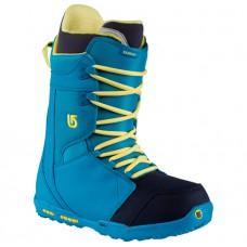 Фото Ботинки для сноуборда, BURTON 2013-14  Ботинки для сноуборда BURTON 2013-14 RAMPANT POW BLUE