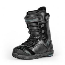 Ботинки для сноуборда NIDECKER 2013-14 Absolute Hybrid black/cyan
