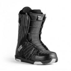 Фото Ботинки для сноуборда,  NIDECKER 2013-14  Ботинки для сноуборда NIDECKER 2013-14 Charger Speed Lace black