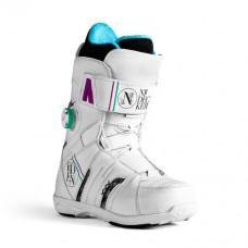 Ботинки для сноуборда NIDECKER 2013-14 Eden BOA white