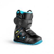 Фото Ботинки для сноуборда,  NIDECKER 2013-14  Ботинки для сноуборда NIDECKER 2013-14 Mini Player black