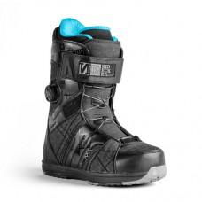 Ботинки для сноуборда NIDECKER 2013-14 Transit BOA black/denim