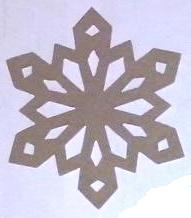 Снежинка 05
