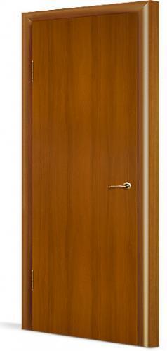 Межкомнатная дверь ламинированная ДГ в комплекте