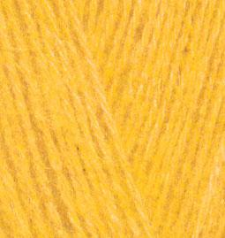 Angora Special 216 (желтый)