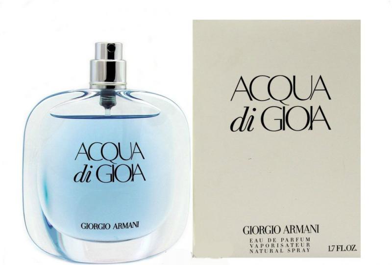 Женский аромат Giorgio Armani Acqua di Gioia (тестер без крышечки) 100ml.