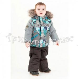 Фото Зима, Комплекты для мальчиков Комплект д/мальчика Мелвин