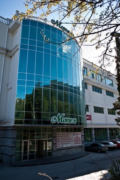 80- Ялта. Мотель сдаётся номерным фондом по ул.Большевистская
