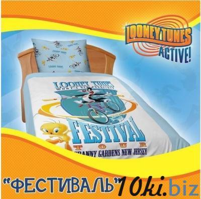 Луни Тюнз Фестиваль  Детское постельное белье в Екатеринбурге