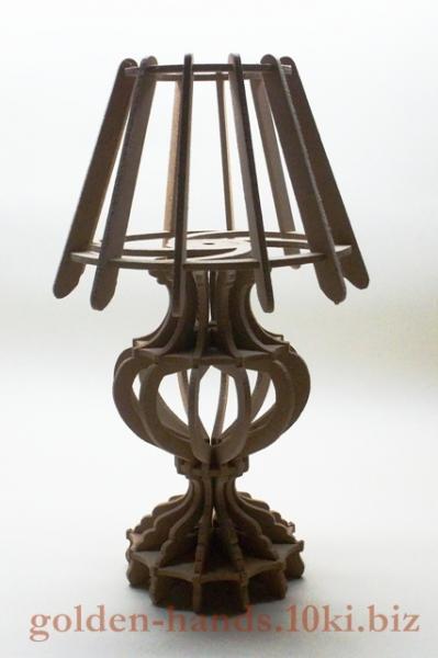 Настольная лампа - 01