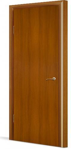 Межкомнатная дверь гладкая усиленная Финиш пленка (Г)