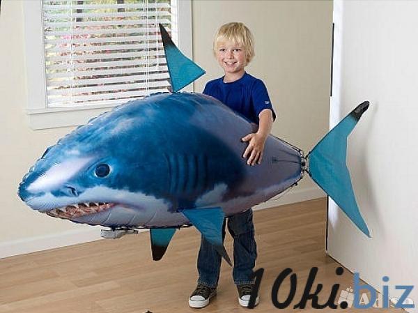 Летающая Рыба Акула Интерактивные детские игрушки в Екатеринбурге
