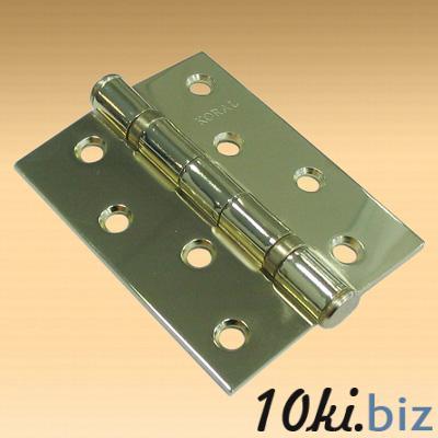 Петля универсальная 100мм (комплект 2 шт) Дверные и оконные петли в России