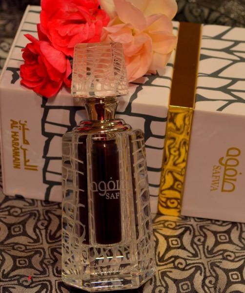 Женский аромат  Al Haramain Safwa 24 ml. 100% Оригинал.