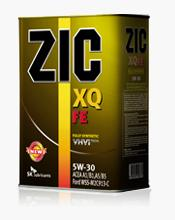 ZIC XQ FE 5W30 синтетика 4л