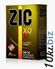 ZIC XQ FE 5W30 синтетика 4л Моторные масла в Челябинске