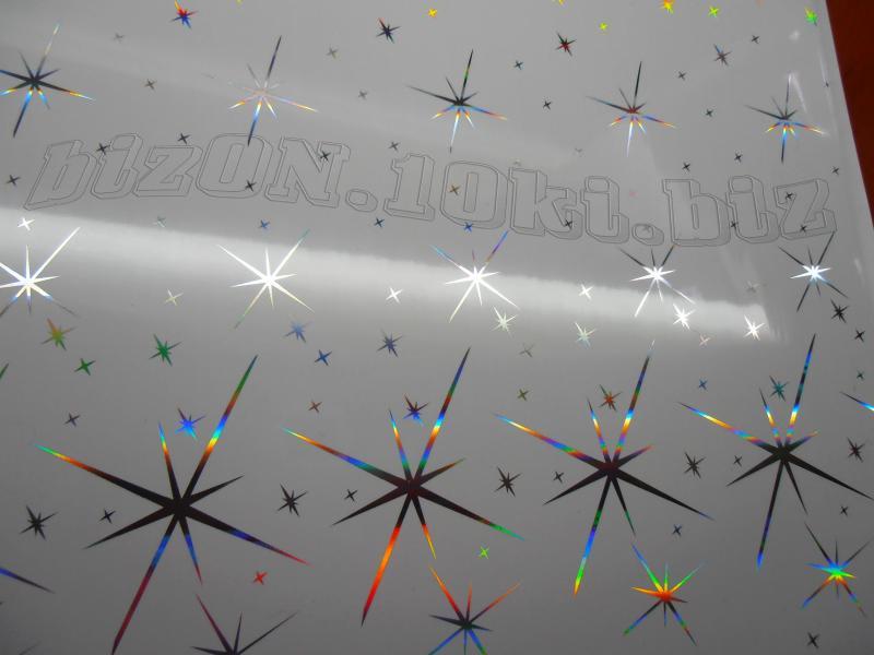 Фото Панели ПВХ «ГАЛАКТИКА БЕЛАЯ»   Пластиковые панели ПВХ   (Термоперевод)   «RIKO»