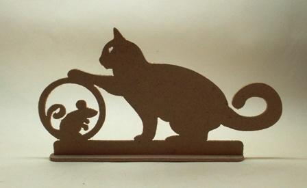 Кошка и мышка 01