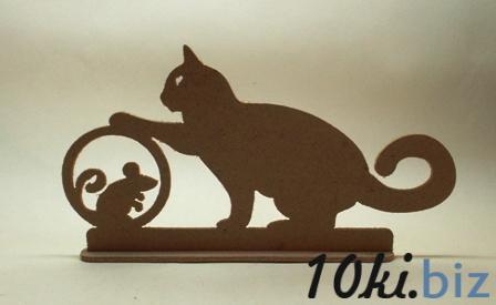 Кошка и мышка 01 купить в Кировограде - Подарки и сувениры ручной работы с ценами и фото