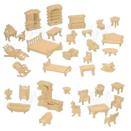 Набор мебели 01