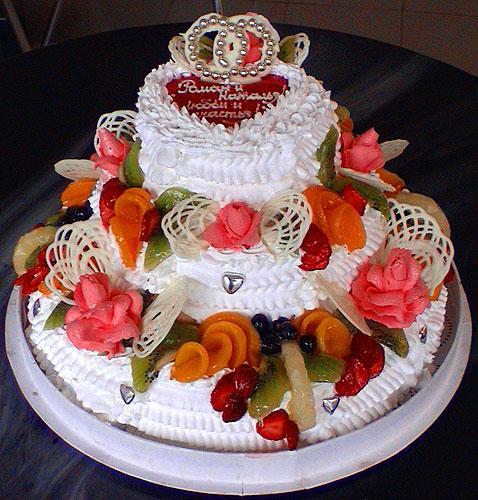 Изготовление тортов по Вашему заказу