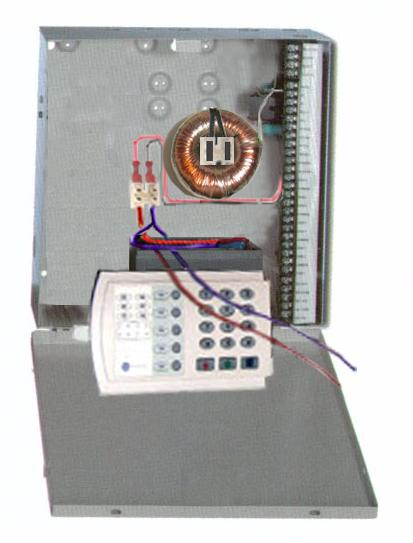 """Контрольная панель NX-4-BO-FG (v.1 в сборе) """"CADDX"""""""