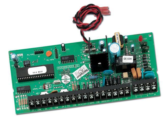 Контрольная панель NX-4-BO-FG  (плата)