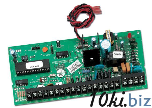 Контрольная панель NX-4-BO-FG  (плата) купить в Тюмени - Охранные системы и сигнализации