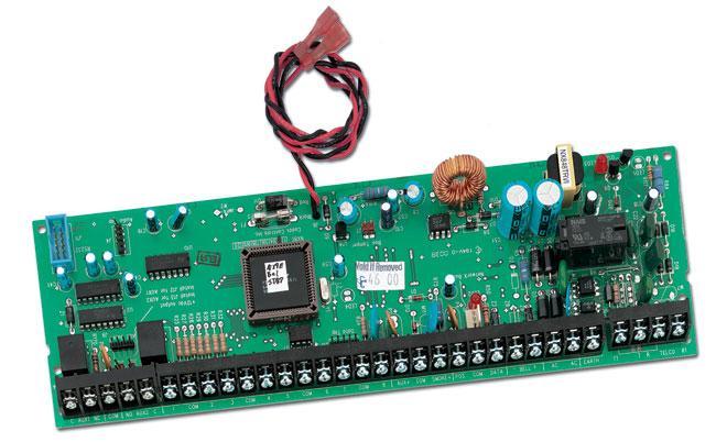 Контрольная панель NX-8-Е-BO-LR-FG (плата)