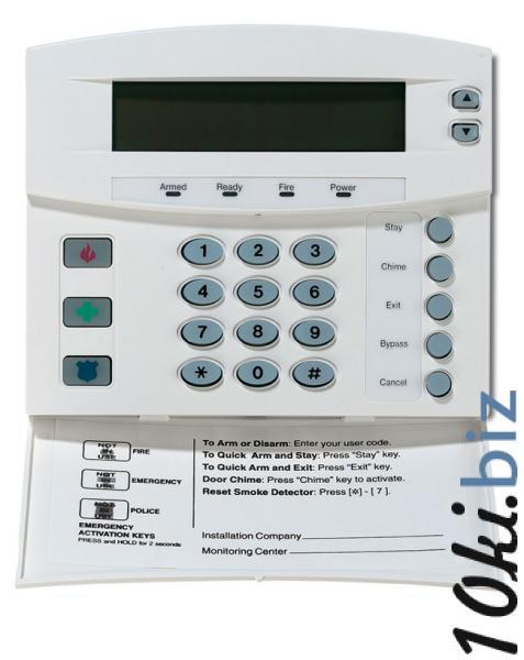 Клавиатура  NX-148E ЖКИ «CADDX»                                                                                                                                                         купить в Тюмени - Охранные системы и сигнализации