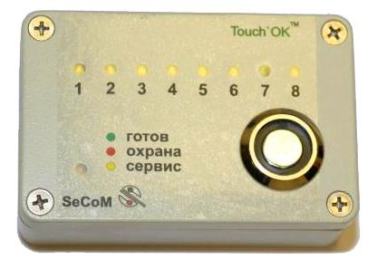 Пульт управления NX-TM-108V