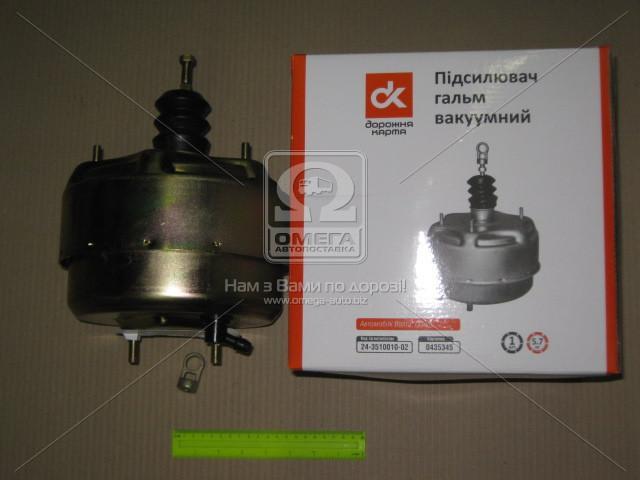 Усилитель тормозов вакуумный  ГАЗ 31029, 2410