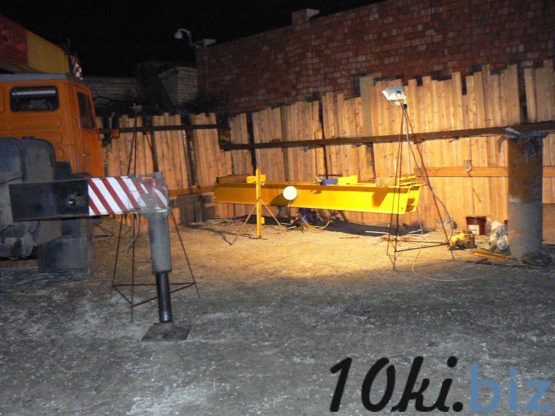 Статические и динамические испытания грунтов сваями  купить в Ставрополе - Услуги по строительству с ценами и фото