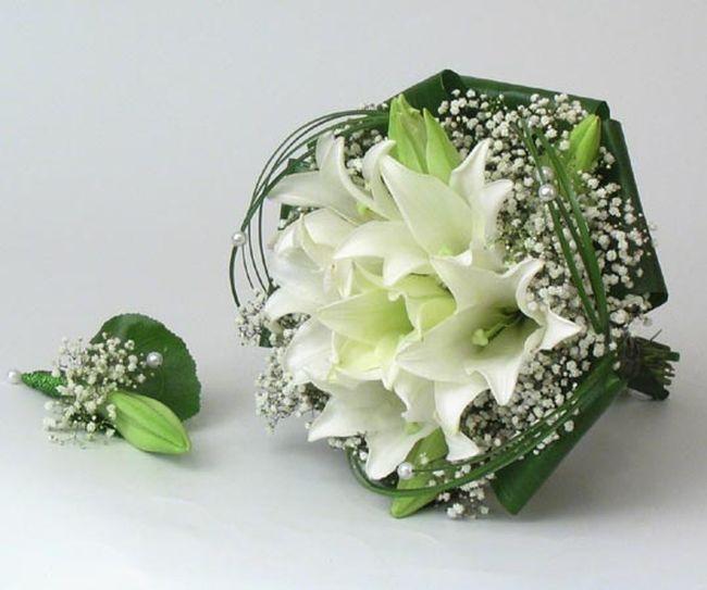 Букет невесты №4