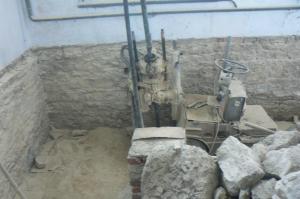 Фото Усиление грунтов оснований зданий и фундаментов Усиление грунтов оснований зданий и фундаментов