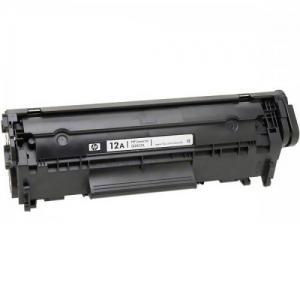 Фото Картриджи для лазерных принтеров, hewlett packard  HP 12A (Q2612 A)