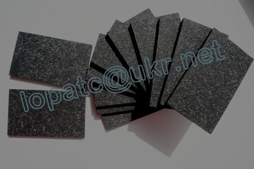 Пластины графитовые к насосу НМ-00083