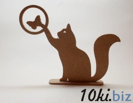 Кошка и бабочка 01 купить в Кировограде - Подарки и сувениры ручной работы с ценами и фото